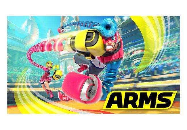 【ARMS】アップデートで「闘技場モード」を追加!バーチカルの修正は無し