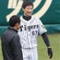 阪神岩崎、3000万円増の8000万円で更改 48試合登板でCS進出貢献