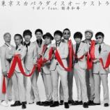 『スカパラ&桜井和寿からのプレゼント、「リボン」歌詞を先行公開』の画像