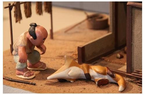 【昔話】兵十「ごん…お前だったのか…w」のサムネイル画像