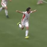 『[愛媛FC] オレンジダービー 前半0-2からアウェーで大逆転! MF田中裕人がヘッドで決勝ゴール! 6試合ぶりの勝利!!』の画像