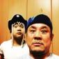 今宵ジンギスカン食べたモンゴリアンズ‼️ #永田裕志 #永田...