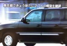 東京都の新型コロナウイルス感染者、27人確認