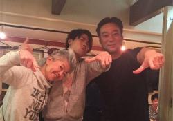 【闇】いなぷぅ(稲岡龍之介)、戸賀崎智信、サルオバ、山本学、AKS飲み会で一緒に飲んでいたwwwww