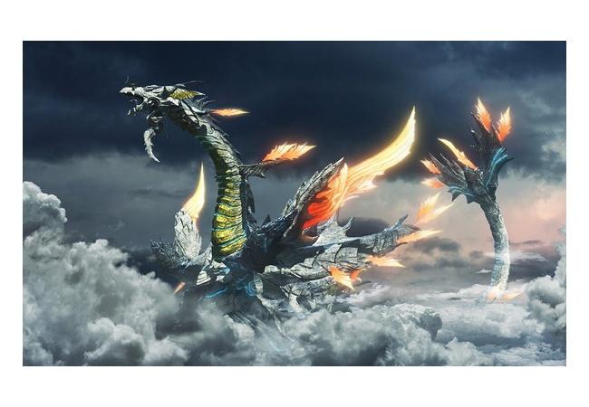【ゼノブレイド2】巨神獣イーラ、でかすぎワロタァ!!