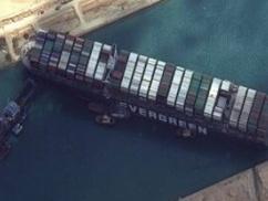 スエズ運河、日本の国際的信用度の高さが証明される!!!!