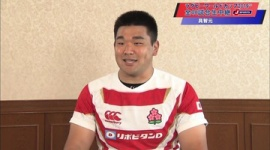 【ラグビー】韓国出身の日本代表・具智元が日本国籍を取得