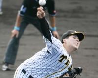 【阪神】馬場「先発をやりたい」配球変えて投球に幅
