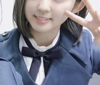 【欅坂46】すずもんのこの髪型が好き!