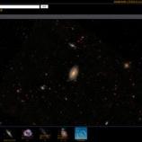 『Google Sky で宇宙を探検!』の画像