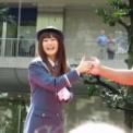 2013年 第40回藤沢市民まつり2日目 その5(新垣里沙とラジオ体操の5)