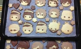 【刀剣乱舞】全刀剣男士47人のクッキーを作った審神者がスゴい!(画像4枚)【写真】