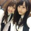 【朗報】松井玲奈ちゃんが松村沙友理との2ショットをツイッターに投稿
