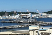 ワイが横須賀で見て来た艦船を軍オタが解説するスレ