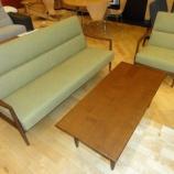 『【飛騨・高山の家具】 日進木工のNatural BasicのSOFA』の画像