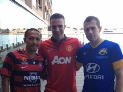 元フェイエの3人がオーストラリアで再会!
