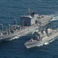 海上自衛隊の補給艦「ましゅう」型、海外派遣や長期活動可能な洋上のガスステーション!