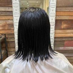 【表参道 美容院 パーマ動画】東京都内でパーマが得意な美容室ミンクス原宿 須永健次 2020年 前下がりボブにパーマをかけるならば【毛先パーマで扱い易く】がポイントです。