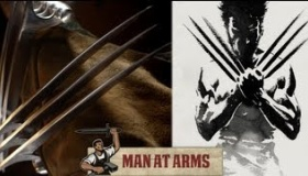 【本物】   海外の鍛冶屋が ウルヴァリンの爪を本気で作ってみた  海外の反応