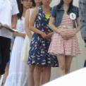 2013年湘南江の島 海の女王&海の王子コンテスト その3(海の女王2013候補者スタンバイ)