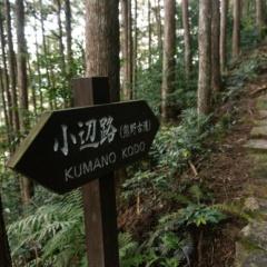 熊野古道小辺路 果無越え