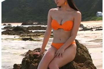 鈴川亜美のかわいい顔してエロおっぱい