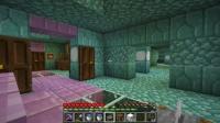 海底神殿にサンゴ展示エリアを作る