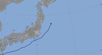 【悲報】台風22号さん、突然の進路変更 関東直撃へ