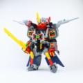 レゴで「フルパワーグリッドマン」完成しました!