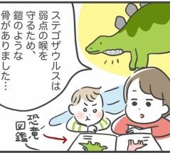 恐竜になりたい