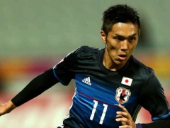 【 速報動画 】日本代表が先制!久保裕也のゴールで1-0!