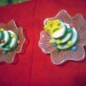 2009年クリスマスの和菓子
