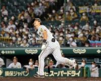 聖地もため息…阪神・佐藤輝 プロ野手ワーストの54打席無安打 9月無安打の可能性も