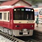 『KATO 京急2100形 入線』の画像
