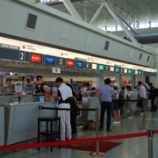 『ANAマイレージ特典でビジネスクラス『近隣アジア小周遊旅行へ』の1 福岡空港ラウンジ編』の画像