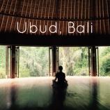 『神様のいる島〜バリ旅:ジャングルの天国でヨガとメディテーション。』の画像