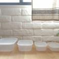 【キッチン収納】我が家のタッパー収納。やっぱりセリアが優秀でした。