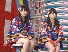 【画像】AKB川栄李奈ちゃんの足が短いと話題に