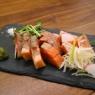 世界の鮭を食べ比べ! いろんな美味しさを楽しめます。〜大阪福島 鮭バル SalmonBear(サーモンベア)〜