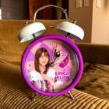 『【乃木坂46】オリラジ藤森、いくちゃんの目覚まし時計プライベートで使っててワロタwwwwww』の画像
