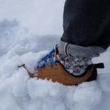 『雪国旅行の靴選び問題』の画像