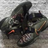 『Nike LeBron Soldier 9 リーク画像』の画像