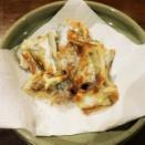 国東の食環境(313)太刀魚の天ぷら