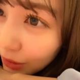 『[動画]2021.02.20(19:36~) SHOWROOM 「=LOVE(イコールラブ) 諸橋沙夏」@個人配信【イコラブ】』の画像