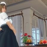 『メイド募集[乳袋メイドコス]の みさき が求人のお仕事【DOAXVV】』の画像
