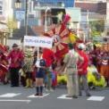 第15回湘南台ファンタジア2013 その65 (西口パレード/ウニアン・ドス・アマドーリスの1)