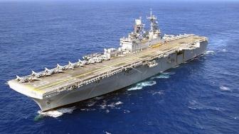 米海軍、1週間で3隻の大艦(ワスプ級2隻、フォード級1隻)に火災 中国「中国近海で作戦するからやぞw」