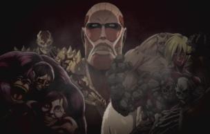 謎の巨人がCMにて登場。本編に登場する可能性。