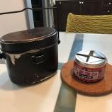 『<各種熱源>缶入り携帯燃料による飯盒炊飯』の画像