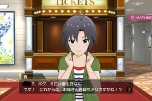 【ミリマス】真誕生日おめでとう!